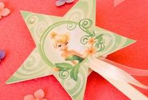 Disney Fairies / Power to the pixie dust! Travel to Never Land with Tinker Bell and all her winged friends for exciting adventures, glittery DIY projects, and other fun, magical activities inspired by Disney Fairies. Believing is just the beginning. / by Disney