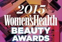 Beauty Award Winners / The best beauty products EVER according to beauty experts, editors, and readers  / by Women's Health Magazine