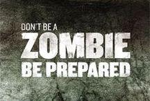 Zombie Apocalypse Supplies / by Ld Ward