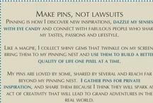 A- Pinterest Disclaimer