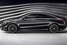 Mercedes-Benz CLA-Class / by Mercedes-Benz USA