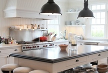 kitchens / by Barbara Moore
