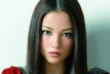 pin-beautiful woman  / 好きな女優は和久井映見さん。顔が好きなのは瀬戸朝香さん、小池栄子さん、黒木メイサさん。NCISのZiva、Without a Traceのエレナ・デルガド、Leverageのソフィー役の人*