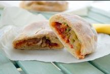 Gluten-free Pizza & Calzones / Missing pizza?  Find some delicious gluten-free versions here!