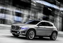 Mercedes-Benz Concept GLA / by Mercedes-Benz USA