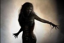 Werewolf Morgue / Inspiration for werewolves