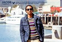 Meet Jacob: AEO Holiday 2013 / Meet Jacob, a track and cross country athlete from Martinsville, VA featured in American Eagles' Holiday 2013 campaign. / by American Eagle Outfitters