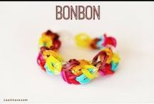 Rainbow looms ideas / by Jessica Alexander