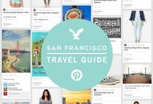 San Francisco Travel Guide  / This September, we took 15 participants of Project Live Your Life to San Francisco for the adventure of a lifetime during our Spring 2014 photo shoot. Check out some of our favorite haunts in San Francisco!  / by American Eagle Outfitters