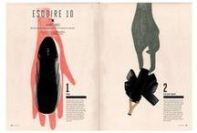 designerly things: layout. / Inspiration