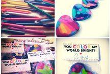 Be My Valentine / Homemade Valentines Day ideas. DIY instructions.