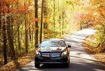 Mercedes-Benz GLA-Class / by Mercedes-Benz USA
