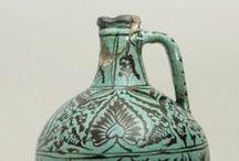 Islamic pottery / by MeLaBo