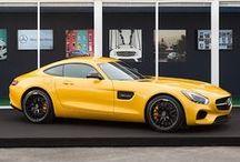 Mercedes-AMG GT / by Mercedes-Benz USA