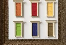 Exterior Door Colors / Here are some ideas for great exterior door colors.  / by Lucianna Samu Color & Design