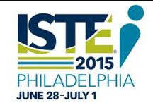 ISTE 2015 / Big things happen at the ISTE Conference & Expo. Groundbreaking ideas are shared, new learning technologies are unveiled and seeds are planted that will impact education for years to come. Take your place among the trailblazers who are revolutionizing learning at ISTE 2015. / by C. Blohm & Associates
