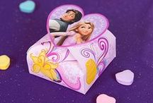 Disney Valentine's Day / Celebrate Valentine's Day with crafts, recipes, and printables from Disney. / by Disney