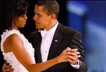 Michelle &Obama