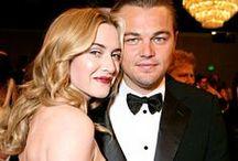 Leonardo DiCaprio & Kate Winslet friends / Carreira e vida de ambos ❤️