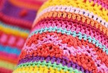 Crochet / I dream of learning to crochet better! This is my inspiration to get to it.