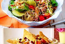 Snacks und Party Food