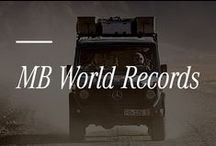 MB World Records / Join us on a journey celebrating Mercedes-Benz World Records throughout history.
