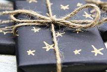 // LIEBT GESCHENKE / Geschenke verpacken / DIY / Geschenkideen