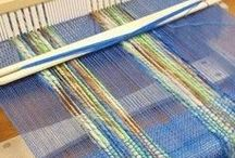Rigid Heddle Weaving /  Inspiration, learning opportunities for weaving on the rigid heddle loom.