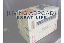 {Expat Life}: Tips to Living Abroad / We moved from South Africa to Ireland so that we could travel more. Living abroad, expat tips, how to handle living in a foreign country.