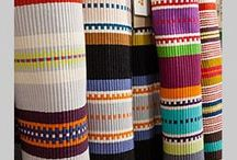 Handwoven Rugs / Handwoven rugs from around the world made from natural fibers.
