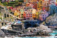 // HAT FERNWEH / Reisen / Urlaub / Italien / Spanien / Weltreise /