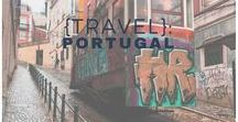 {Travel}: Portugal / Porto, Faro, Lisbon, Portugal - All the places we want to visit in Portugal