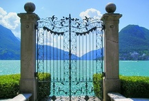 Dreamy Doors and Glorious Gates / by Whitney Robertson