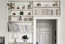 CREATE | A | LIBRARY / Books and how to shelve them.