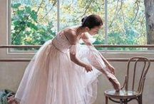 Ballet Style / Wherever a dancer stands is holy ground ~ Martha Graham