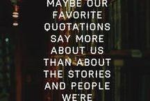 Sayings / by Sara Castillo