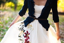 Dress Accordingly. / I love a great Dress, and most of these are chosen to wear to Bluegrass Festivals to watch my other half do his thing :) / by Lindsay Leigh