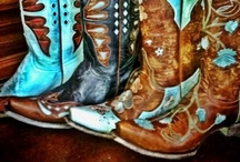 """Boots, baby.. / If I could only afford all these puppies...The goal is to mix my dresses (see my board """"Dresses Galore""""), my Hair Flowers (board named as such) and these boots for Shows & Festivals!! / by Lindsay Leigh"""