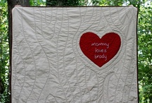 Quilts, Blankets & such... / by Lindsay Leigh