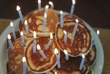 Celebrations (bdays, parties, anniv) / by Leah Simon
