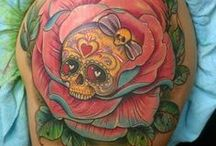 Tattoo love / by Erica Farine