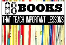 Books Worth Reading / Books with important messages to help your students learn to love reading