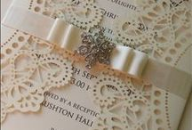 Love Wedding Stationery / The cream of the crop of wedding invitations and stationery from around the world!