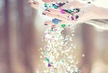 glittering magic / enjoy the magic