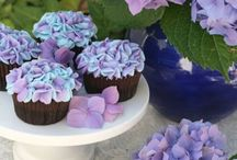 EDIBLE INSPIRATION / Cookie and cake decorating inspiration. I just like them for their looks :)