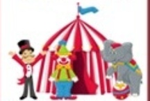 circus theme / by Jeanne Nordquist