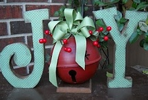 Christmas--decor / by Jeanne Nordquist