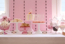 pink & girly parties