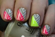 [nails] / nails and nail polish / by Sierra Guzman