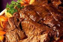 Beef, Pork, Lamb, Turkey, Chicken, Fish / by Lisa M Sedillo  ~~~